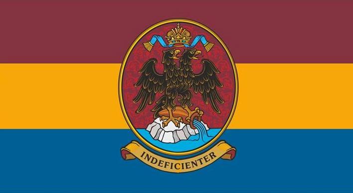 La bandiera di Fiume